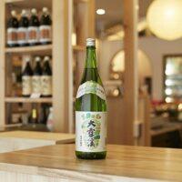 【長野】大雪渓 さわびと飲みたい 純米吟醸酒
